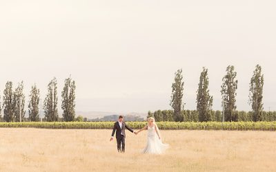 Te Awa Winery Wedding – Sian & Mike